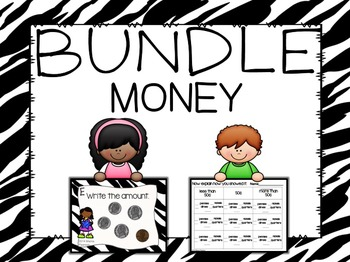 Money Centers and Games Bundle