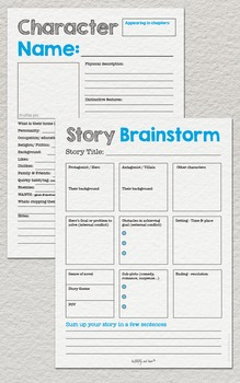 Ultimate Novel Planning Kit