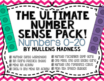 Ultimate Number Sense Pack {Numeracy!}