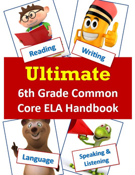 Ultimate Package - CCSS ELA Standards and Guiding Question