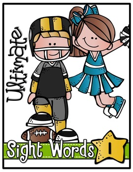 ULTIMATE SIGHT WORDS {First Series}