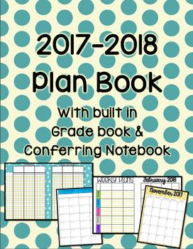 Ultimate Teacher Plan Book