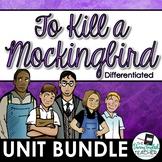 To Kill a Mockingbird Novel Study: Activities, Vocabulary,
