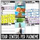 SCR, SHR, SPL, SPR, SQU, STR, THR Word Work Centers