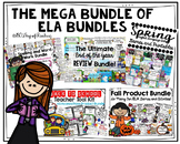 The Mega ELA Bundle of Bundles (phonics activities galore!)