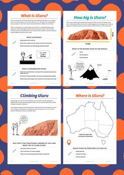 Uluru Teaching Pack
