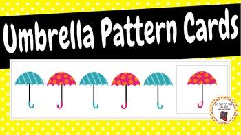 Patterns: Umbrella Pattern Cards