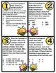 Un-BEE-lievable Word Problems: Texas 4th Grade Math (New TEKS)