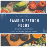 Un plat Francais research activity & topics