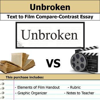 Unbroken - Text to Film Essay Bundle