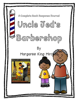 Uncle Jed's Barbershop by Margaree King Mitchell-A Complet