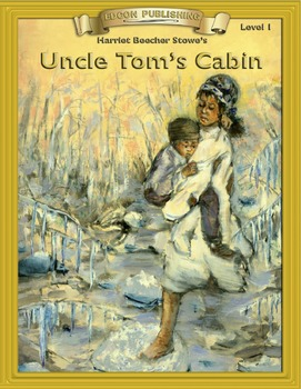 Uncle Tom's Cabin RL 1-2 ePub with Audio Narration