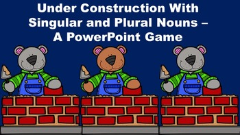 Under Construction With Singular and Plural Nouns - A Powe
