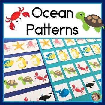 Ocean Theme: Under The Sea Patterns