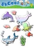 Under Water World Clip Art