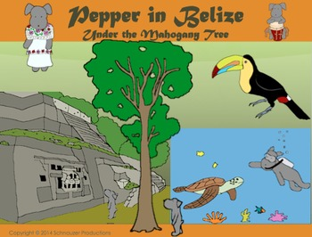 Under the Mahogany Tree or Pepper in Belize