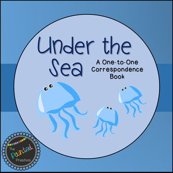 Under the Sea! A One-to-One Correspondence Activity