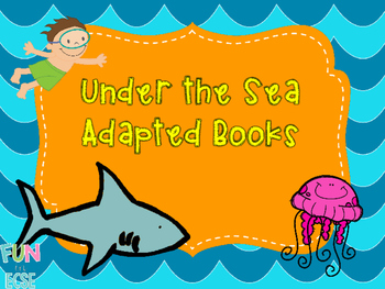 Under the Sea Adapted Books