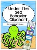 Under the Sea Behavior Clipchart