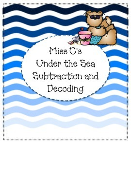 Under the Sea Subtraction