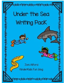 Under the Sea Writing Pack