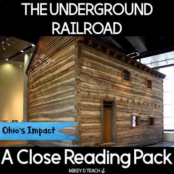 Underground Railroad - Ohio's Impact