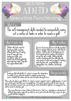 Understanding ADHD: Executive Functioning