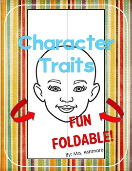 Understanding Characters Fold-able Destiny's Gift Lesson 3