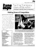 Understanding Competition Journal (Full TEPE Issue, Nov. 1993)