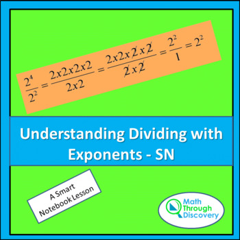 Understanding Dividing with Exponents