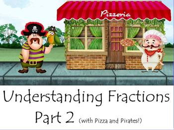 Fractions Greater than 1: Int. Whiteboard Lessons; I Have,
