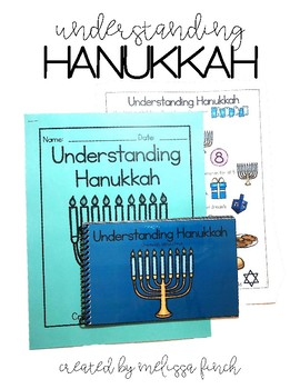 Understanding Hanukkah- Social Story for Students with Spe