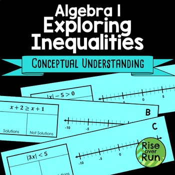 Inequalities: Compound and Absolute Value