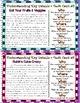 Understanding Key Details Basic Comprehension Questions Ta