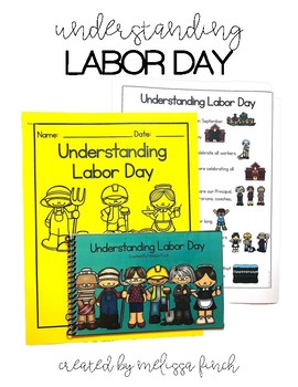 Understanding Labor Day- Social Story for Student's with S
