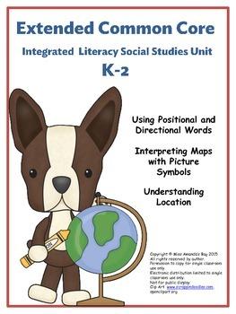 Understanding Location K-2 Extended Common Core