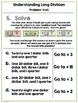 Understanding Long Division Problem Trail - Add Movement T