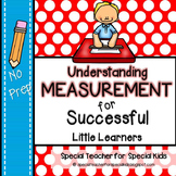 Understanding Measurement  ***NO PREP***