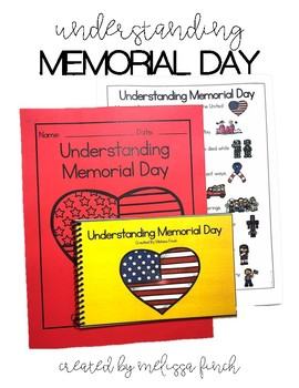 Understanding Memorial Day- Social Story for Students with