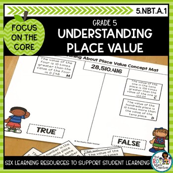 Understanding Place Value: Math Learning Bundle
