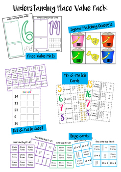 Understanding Place Value - Pack