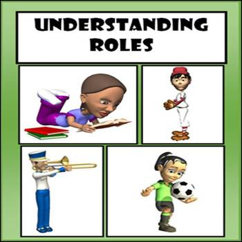 Understanding Roles - Story with Role Diagram, Answer Key,