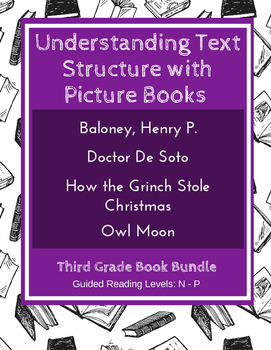 Understanding Text Structure with Picture Books (Third Gra
