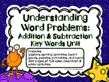 Understanding Word Problems: Addition and Subtraction Key
