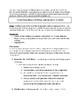 Understanding a Writing Assignment Activity