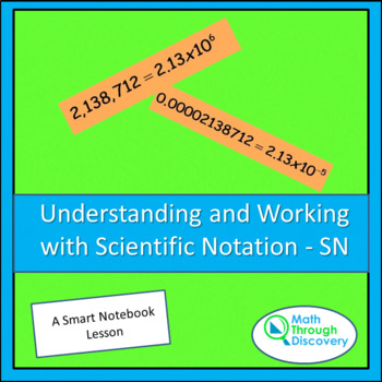 Understanding and Working with Scientific Notation