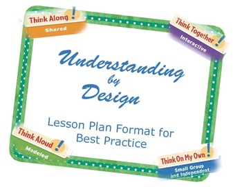 Understanding by Design Lesson Plan Format for Best Practice