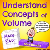 Understand Concepts of Volume Bundled Unit - Complete 5th