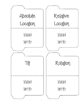 World Geography: Understanding the Earth Graphic Organizer