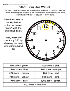 Understanding the Hour